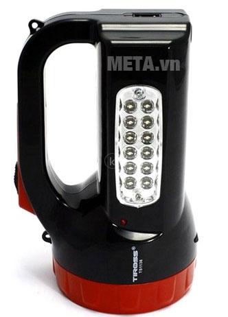Đèn tích hợp 2 chế độ chiếu sáng tiện dụng