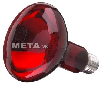 Hình ảnh bóng đèn hồng ngoại 100W