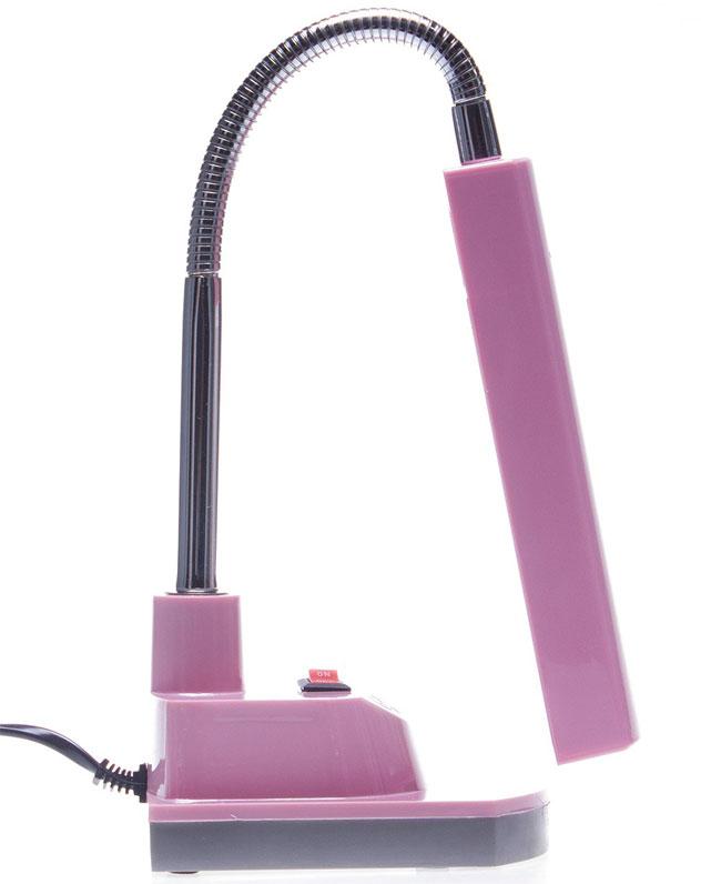 Đèn bàn compact V-light 9w màu tím trang nhã