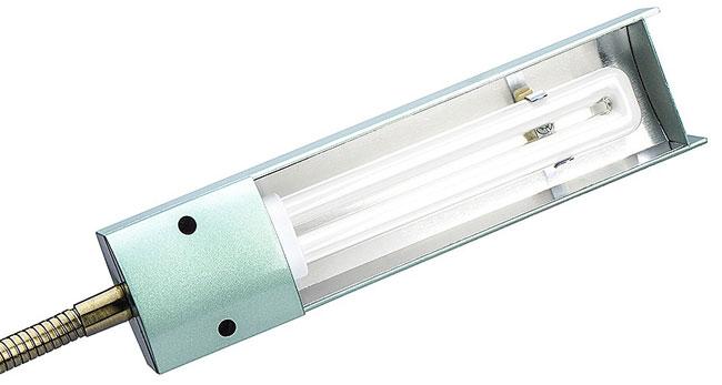 Đèn bàn cao cấp V-light FGL 13w sử dụng bóng compact công suất 13w