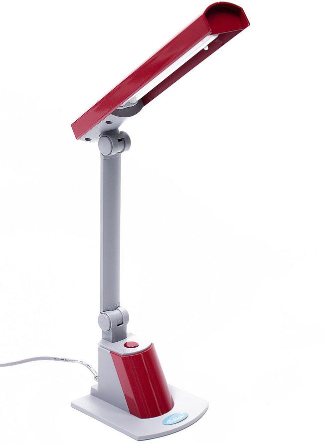 Đèn bàn cao cấp V-light Sfl 15w màu đỏ
