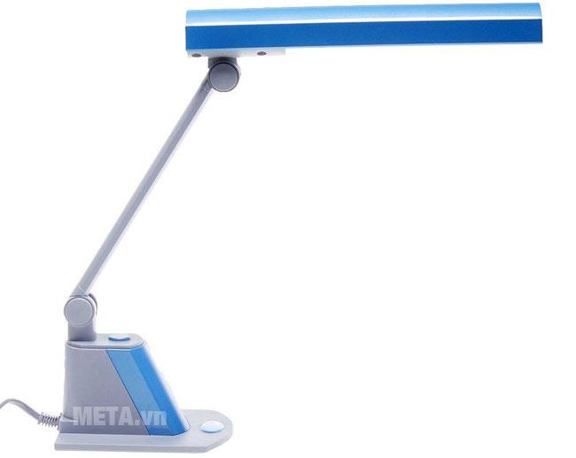 Đèn bàn cao cấp V-light Sfl 15w màu xanh da trời