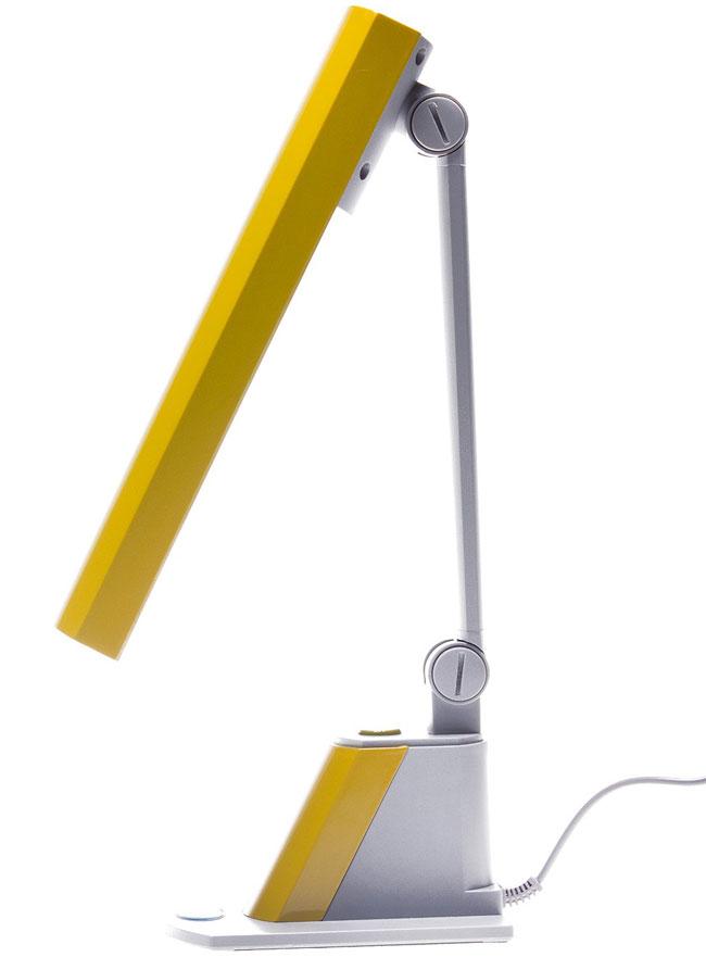 Đèn bàn cao cấp V-light Sfl 15w màu vàng chanh