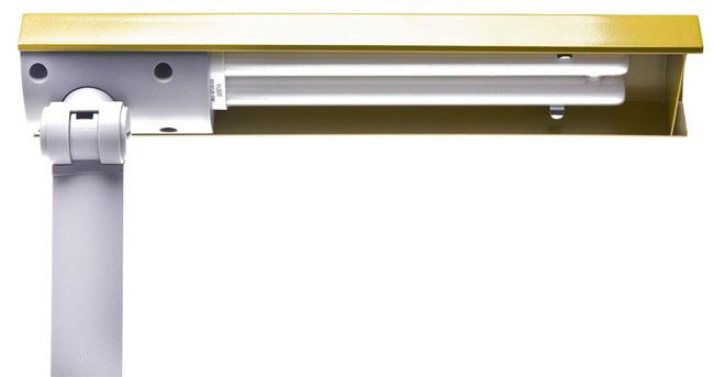 Đèn bàn cao cấp V-light SFL 15w sử dụng bóng công suất 15w