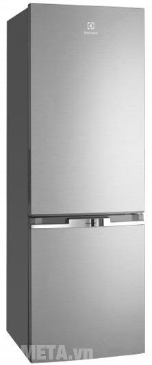 Tủ lạnh 320 lít Inverter Electrolux EBB3200MG có ngăn mát nằm trên