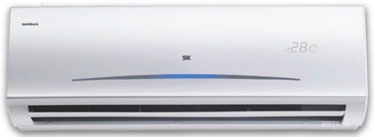Điều hòa Sumikura SK Plus APS/APO-H120SK+ chế độ dàn lạnh hoạt động êm