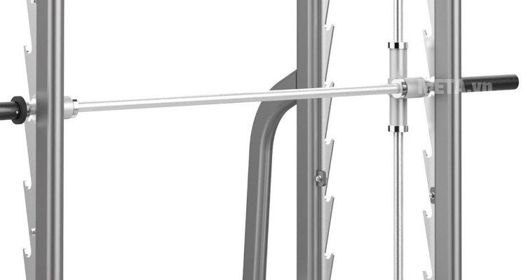 Khung gánh tạ 3D Impulse IT7033  thiết kế chắc chắn