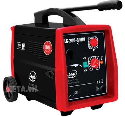 Hình ảnh máy hàn điện tử Legi LG-200-R MIG