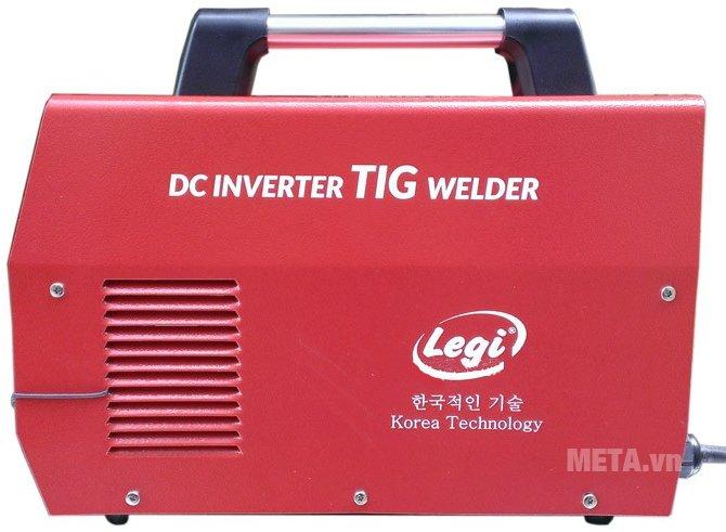 Máy hàn điện tử Legi TIG-200AM-D thiết kế tiết kiệm điện năng
