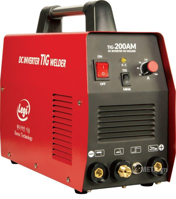 Hình ảnh máy hàn điện tử Legi TIG-200AM-D đa chức năng