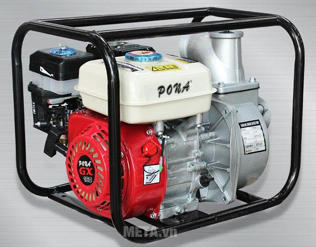Máy bơm nước có công suất 5,5HP cho bạn tiết kiệm thời gian, công sức