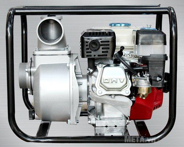 Máy bơm nước giúp tiết kiệm nhiên liệu trong quá trình sử dụng