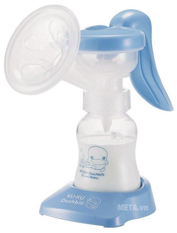 Máy hút sữa Kuku KU5456