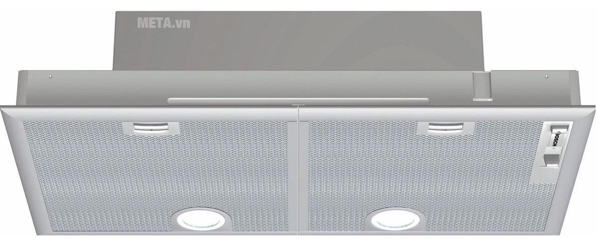 Máy hút mùi Bosch DHL755B có kiểu dáng hiện đại, thiết kế âm tủ thuận tiện