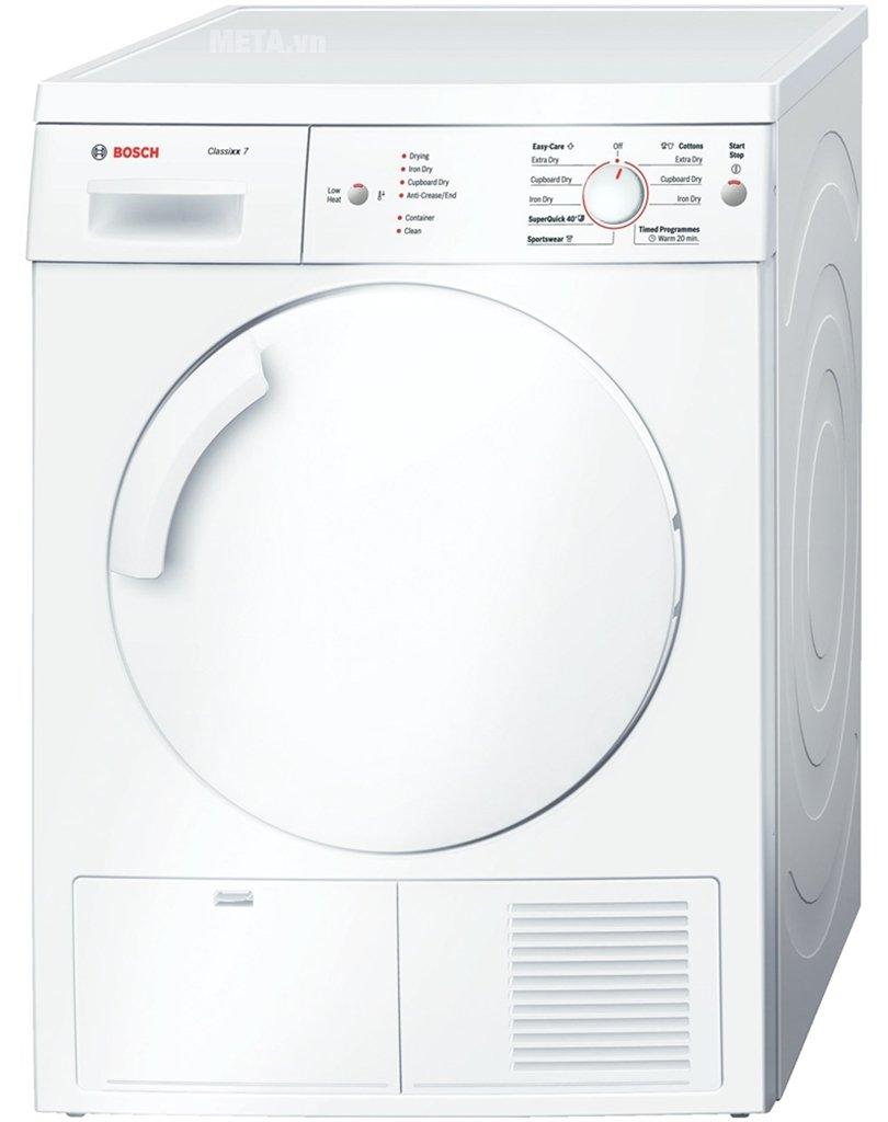Máy sấy quần áo Bosch WTE84105GB có thiết kế hiện đại