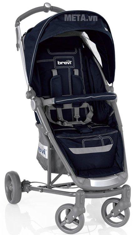 Hình ảnh xe đẩy Brevi Marathon BRE763-239