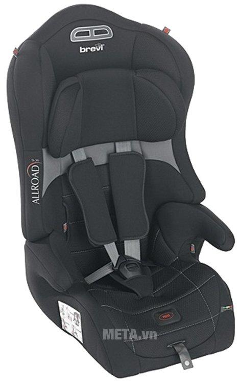 Hình ảnh ghế ngồi ô tô cho bé Brevi Allroad BRE511-258