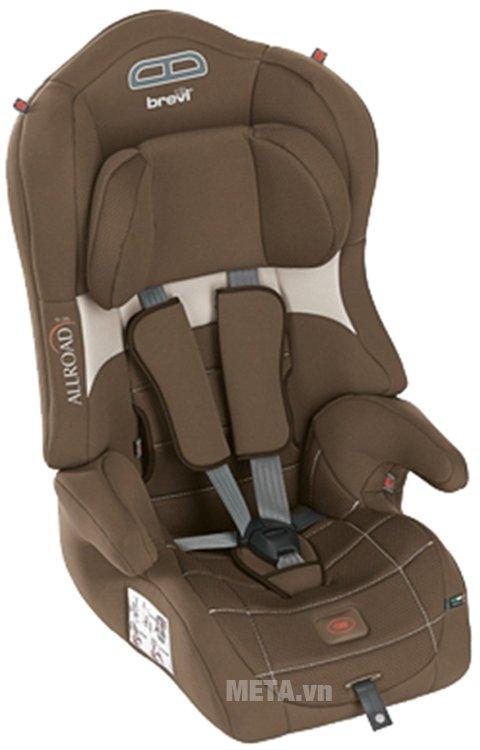 Hình ảnh ghế ngồi ô tô cho bé Brevi Allroad BRE511-398