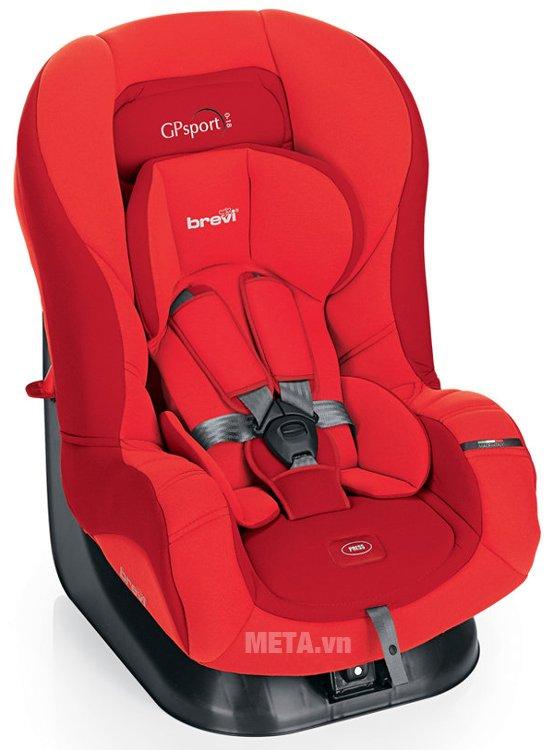 Hình ảnh ghế ngồi ô tô cho bé Brevi GP Sport BRE517