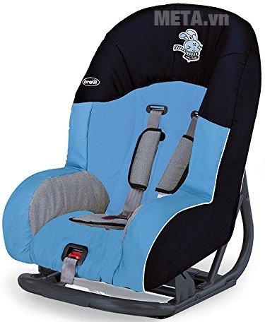 Hình ảnh ghế ngồi ô tô cho bé Brevi Grandprix BRE515-199