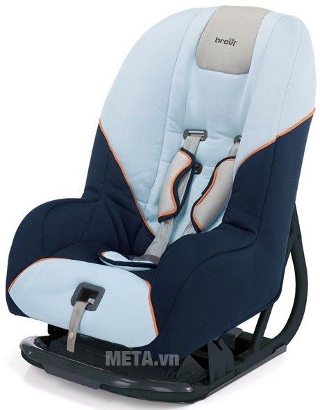 Hình ảnh ghế ngồi ô tô cho bé Brevi Grandprix BRE515-260