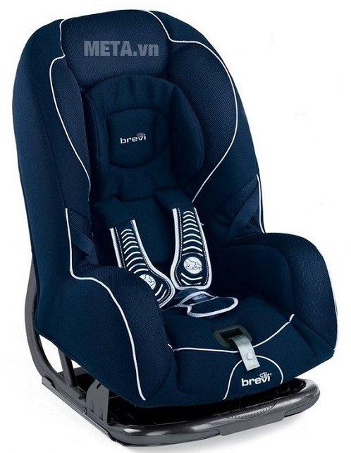 Hình ảnh ghế ngồi ô tô cho bé Brevi Grandprix T2 BRE515-239