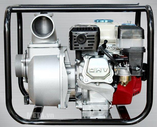 Máy bơm nước chạy xăng Pona CX 30 dễ nổ, độ ồn thấp