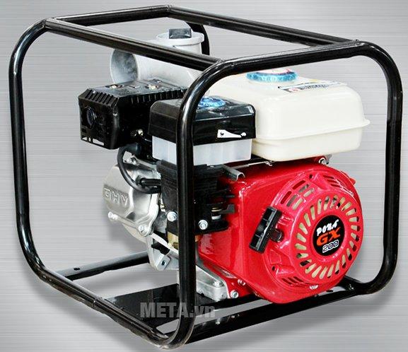 Máy bơm nước chạy xăng Pona CX 30 tiết kiệm xăng, hoạt động êm ái