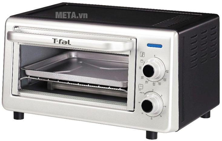 Lò nướng Tefal OF1608 sử dụng công nghệ Quartz giúp bạn nướng chín thức ăn nhanh, tiết kiệm thời gian