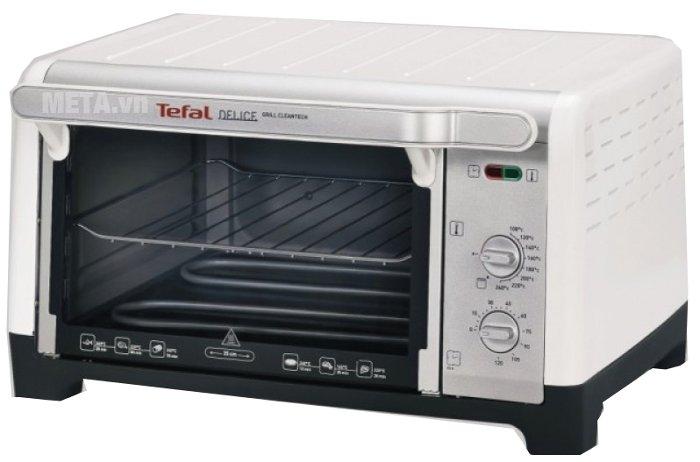 Lò nướng Tefal OF2401 được tích hợp nhiều chế độ nướng tiện dụng