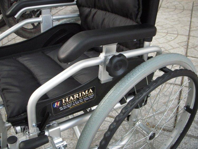 Xe lăn Harima W-HA-980L-35
