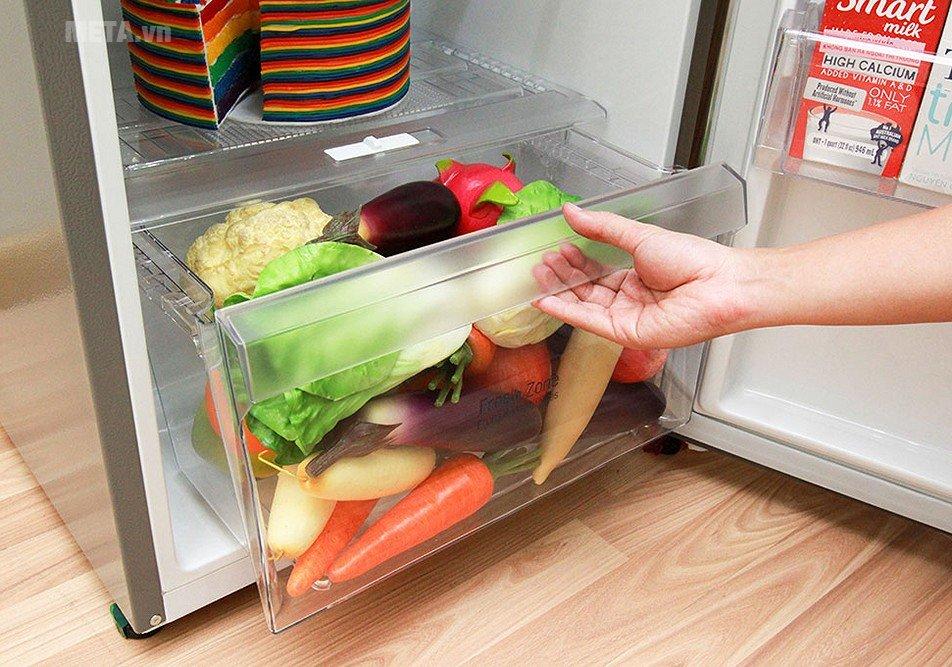 Tủ lạnh 225 lít LG GN-L225PS-DL0200732 có khay kệ linh hoạt