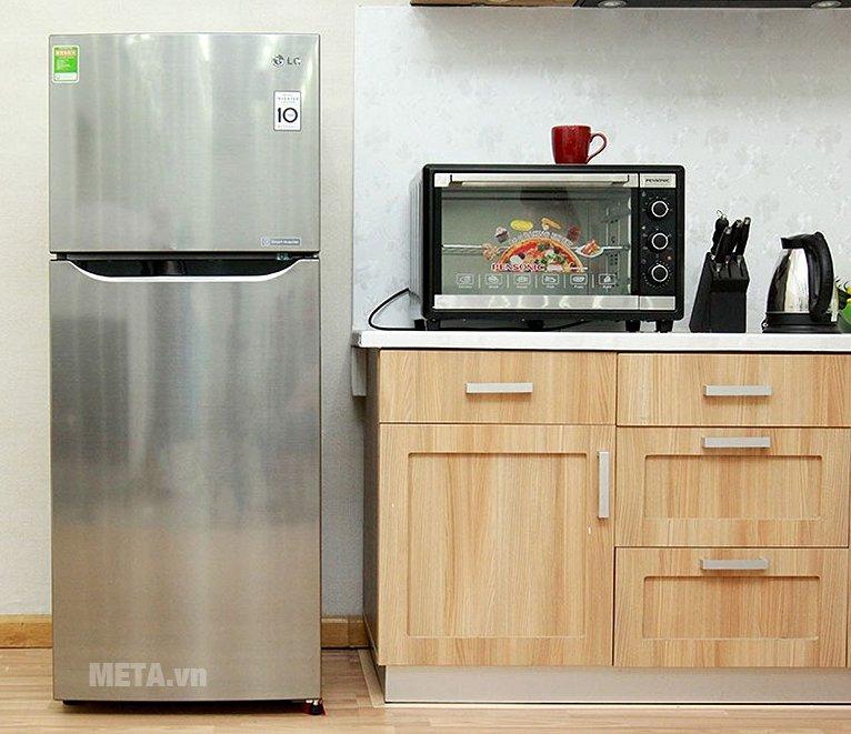 Tủ lạnh 225 lít LG GN-L225PS-DL0200732 phù hợp với mọi không gian