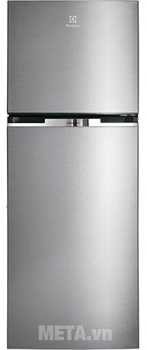 Tủ lạnh Inverter 320 lít Electrolux ETB3200MG có nhiều đường nét tinh tế