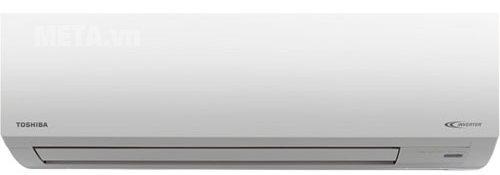Điều hòa 2 chiều Inverter 8500 BTU Toshiba H10S3KV-V có kiểu dáng sang trọng