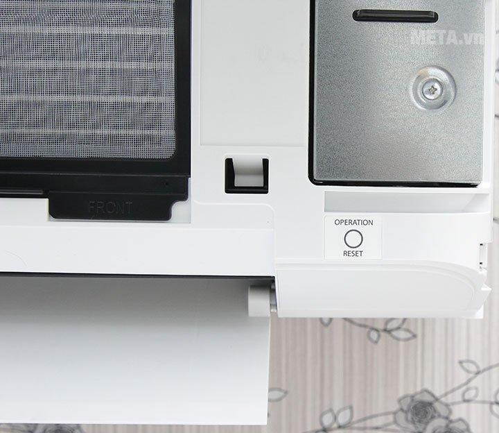 Điều hòa Toshiba 17700 BTU RAS-H18BKCV-V/H18BACV-V cải tiến vượt trội từ công nghệ biến tần,  tích hợp 2 module điều khiển riêng biệt