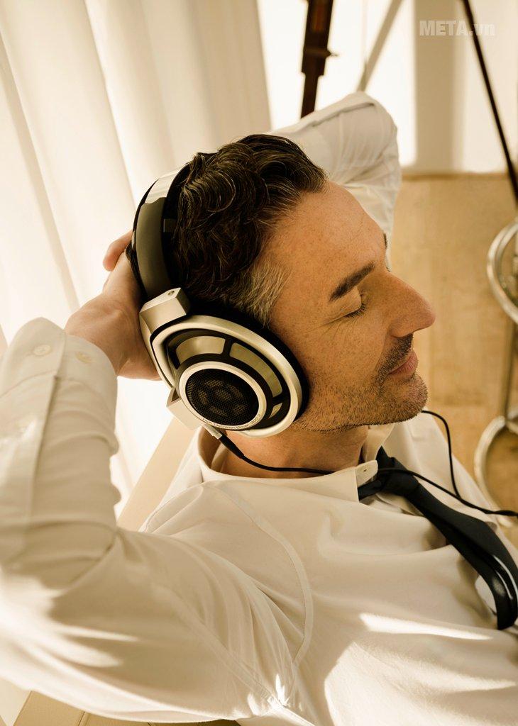 Hình ảnh của tai nghe Sennheiser HD 800