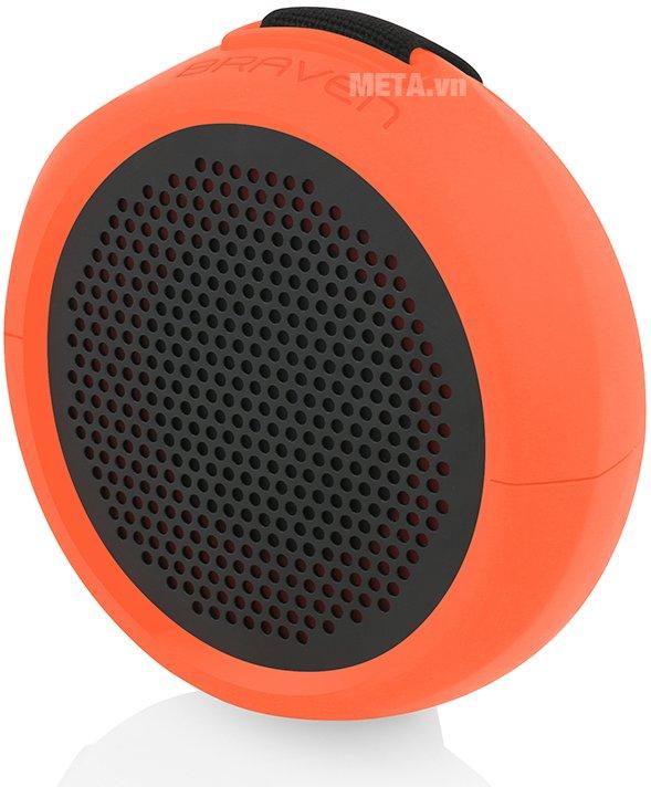 Loa di động không dây bluetooth Braven 105 màu cam