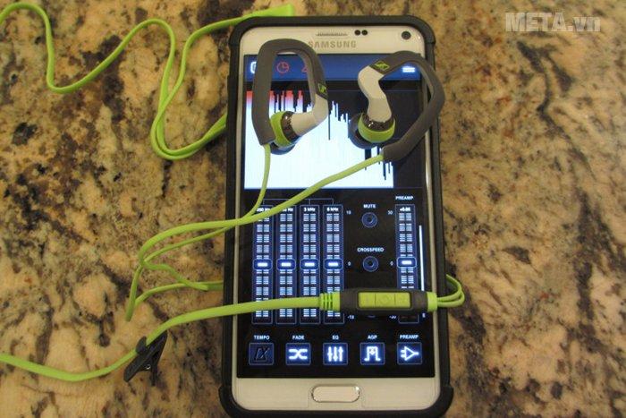 Tai nghe Sennheiser OCX 686G Sports cho âm thanh vượt trội