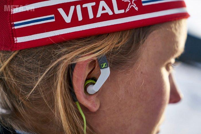 Tai nghe Sennheiser OCX 686i Sports thiết kế đeo êm tai