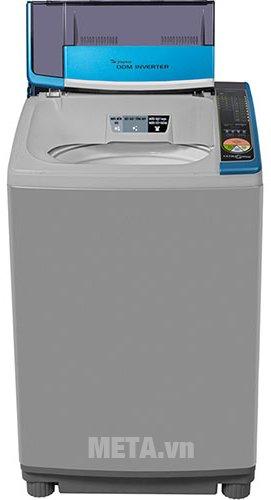 Máy giặt cửa trên 12.5kg AQUA AQW-DQ125ZT có khối lượng giặt lớn cho gia đình