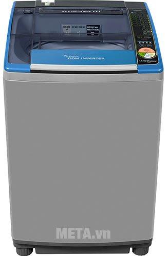 Máy giặt cửa trên 12.5kg AQUA AQW-DQ125ZT có thiết kế hiện đại