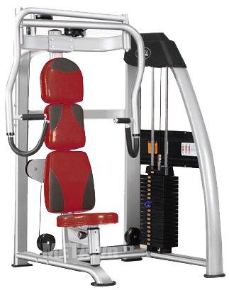 Máy đẩy ngực dưới Tiger Sport TG-150 có thiết kế tiện lợi, sản xuất theo công nghệ  cao cấp