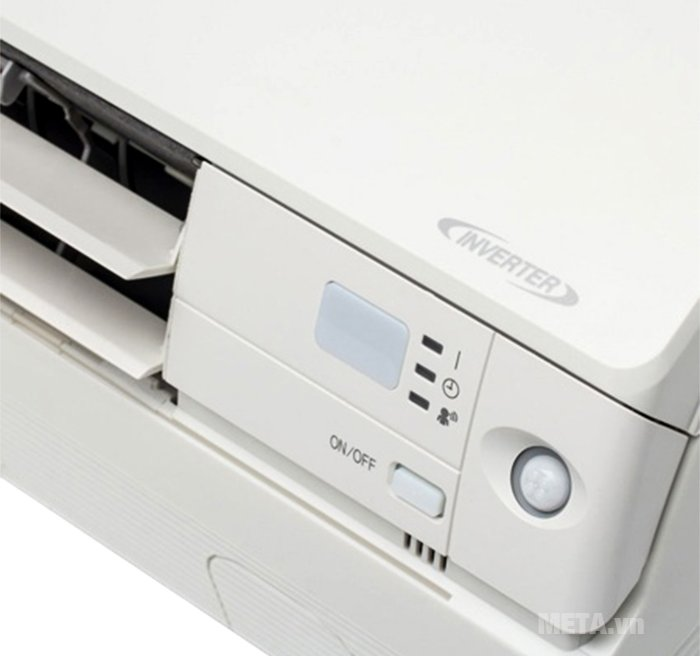 Điều hòa Daikin Inverter 1HP FTKV25NVMV/RKV25NVMV thiết kế an toàn