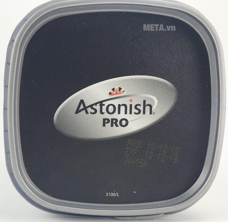 Chất tẩy rửa mặt bếp chuyên nghiệp Astonish 500g có khả năng diệt khuẩn trên nhiều bề mặt khác nhau