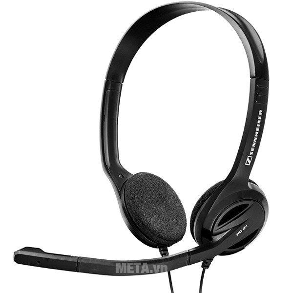 Hình ảnh tai nghe Sennheiser PC 31