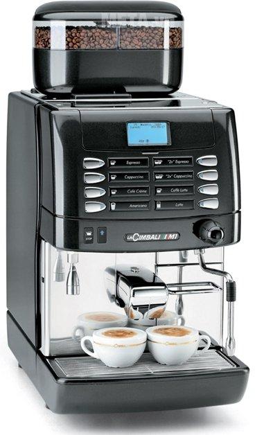 Máy pha cà phê LaCimbali M1 MilkPS tích hợp công nghệ tiên tiến