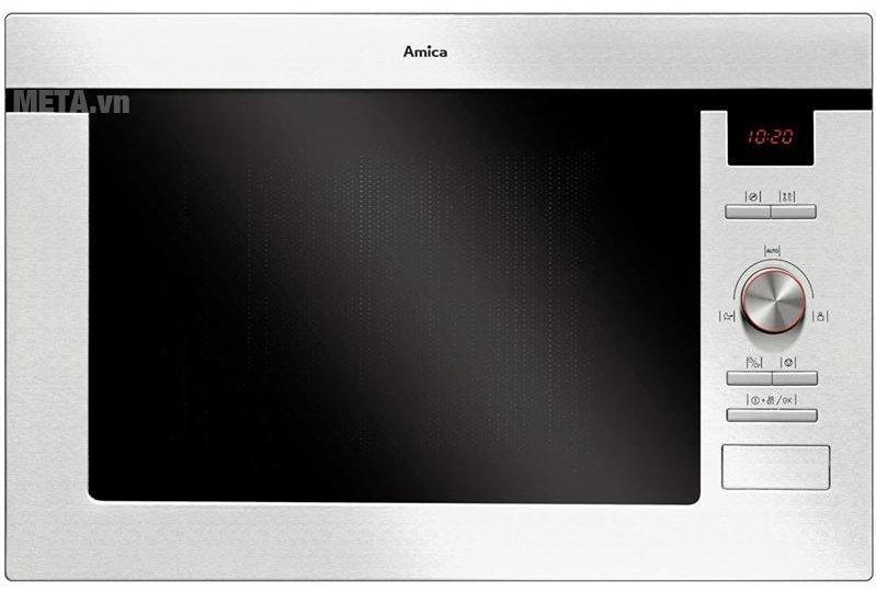Lò vi sóng Amica AMM25BI được thiết kế hiện đại