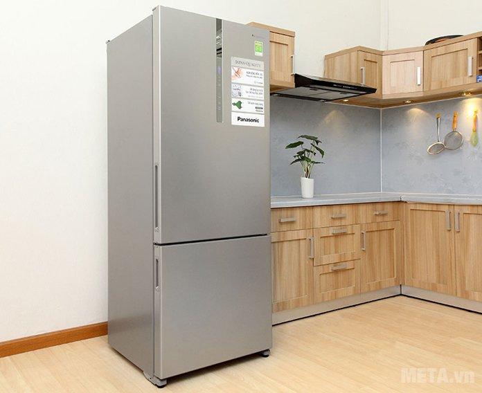 Tủ lạnh 405 lít Panasonic NR-BX468XSVN phù hợp với mọi không gian