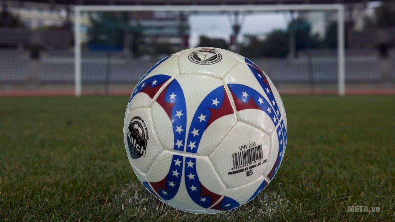 Bóng đá chuyên nghiệp in sao UHV2.03 cho người chơi luyện tập từ cơ bản đến chuyên nghiệp